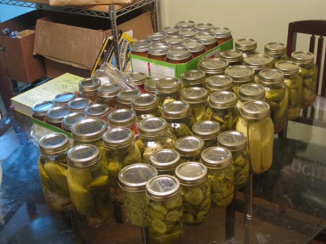 a little canning