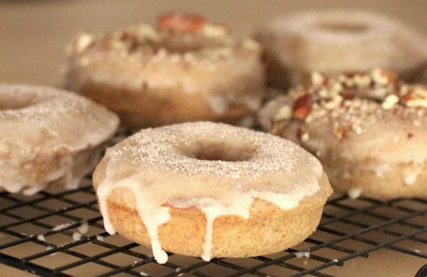 apple cider doughnut recipe