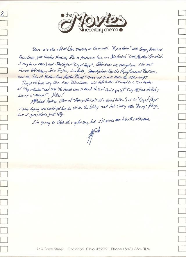 Krista Pille - Letter 1 Page 2